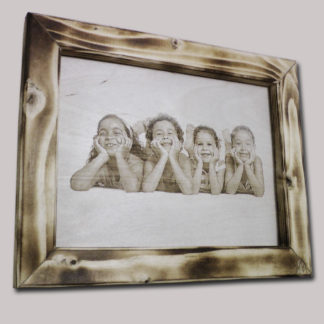 Holzbild 9x13 cm