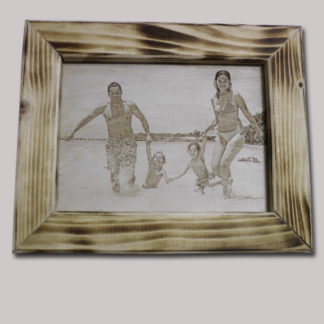 Holzbild 15x20 cm